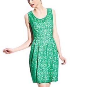 Betsey Johnson Envy Green Lace Overlay Dress | 4